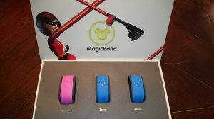 Our MagicBands for the trip I cancelled. :/