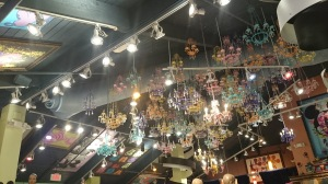 The ceiling at Trend-D