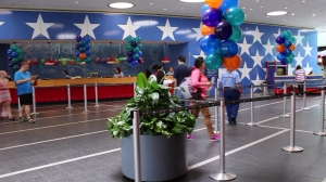 Lobby of All Star Sports